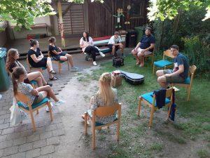 Bericht von Jugendreferent Matthias Bäuerle